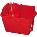Red Supermop Bucket & Wringer
