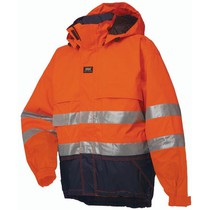 Helly Hansen Ludvika Hi-Vis Jacket Orange - 71376-265