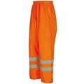 Hi-Vis Orange Premium Breathable/Waterproof Trousers