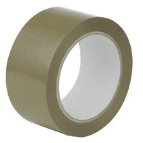Brown Polypropylene Packaging Tape