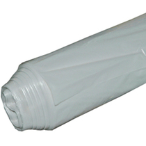 Temporary Polythene Sheeting 4x25m (250 gauge)