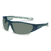 uvex i-works Anthracite/Grey Frame Grey Sunglare Lens Spec