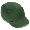 Reduced Peak First Base Bump Cap - Dark Green