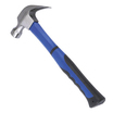 Claw Hammer with Fibreglass Handle - 16oz
