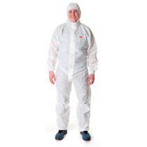 3M Flame Retardant Disposable Coverall - White