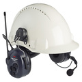 3M™ PELTOR™ LiteCom Helmet Mounted Headset - SNR 33dB