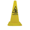 Slippery Surface Warning Cone