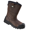 Rock Fall Texas II Non-Metallic Rigger Boot - S3 HI CI WR HRO SRC