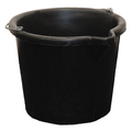 Heavy Duty Plastic Bucket - 3 Gallon