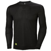 Helly Hansen Lifa Crewneck Base Layer Top - 75105_990