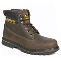 Caterpillar Holton Brown Safety Boot - SB