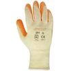 304152 Glo98 Orange Latex Palm Coated Extra Grip Glove