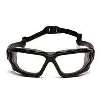 Pyramex I-Force Clear Anti Fog Safety Goggles (ESB7010SDT)