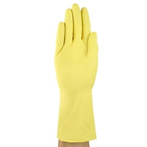 Ansell G12Y Marigold Yellow Glove