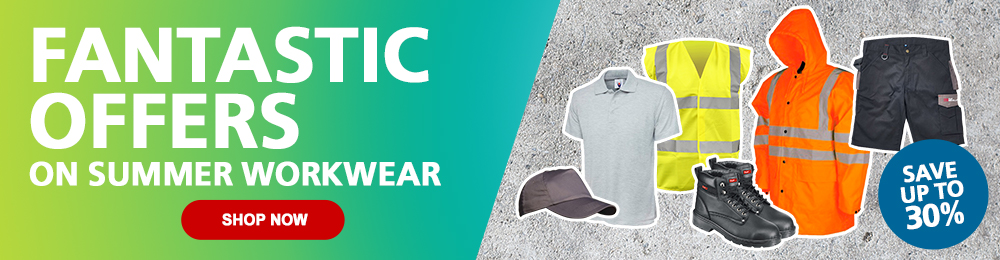Fantastic Offers on Summer Workwear!
