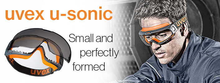 uvex u-sonic - Small and perfectly formed.