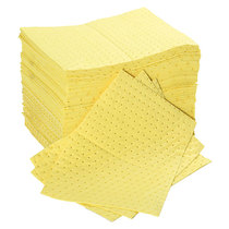 CB100M Absorbent Pads - 40 x 50cm - Chemical (Pack of 100)