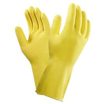 Marigold Suregrip Yellow Rubber Gloves G04Y