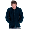 Heavy Duty Fleece Jacket - Navy
