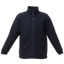 Regatta TRF530 Asgard Quilt Lined Fleece Jacket - Navy