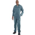Spruce Green Polycotton Boilersuit WSL