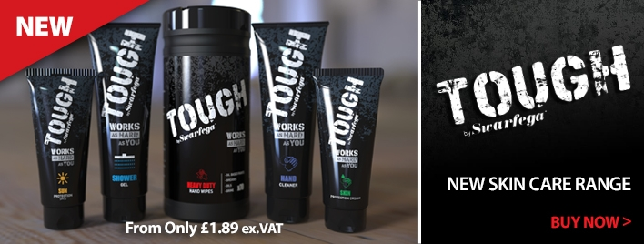 TOUGH by Swarfega - From only £1.89 ex. VAT!