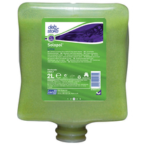 Deb LIM2LT Solopol Lime 2 Litre Cartridge