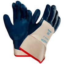 Ansell 27-607 Hycron Palm Coated Safety Cuff Glove