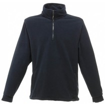 Regatta TRA510 Thor Overhead Fleece - Navy
