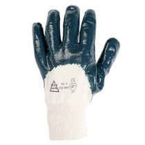 Nitrile Palm Coated Glove 4.1.1.1.X