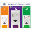 Deb SSCSM42EN Stoko 3-Step Skin Protection Centre - Small