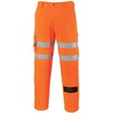 Hi-Vis Rail Track Combat Trousers - Tall