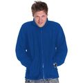 Heavy Duty Fleece Jacket - Royal Blue