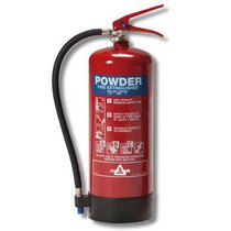 Dry Powder Fire Extinguisher - 6kg