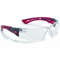 RUSHPPSI Rush Plus Safety Spec Clear Lens