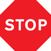 Stop (Rigid Plastic,400 X 400mm)