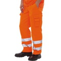 Hi-Vis Orange GORT Trousers - Reg Leg