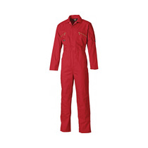 Tall Leg Redhawk Zip Front Coverall