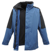 Regatta TRA130 Defender III 3-in-1 Jacket - Royal/Navy
