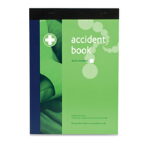 HSE - Health & Safety Report Book