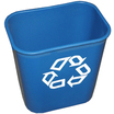 13L Recycling Desk Side Bin