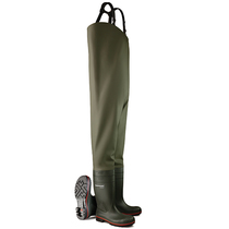 Dunlop Acifort Heavy Duty Full Safety Chest Waders - S5 SRA
