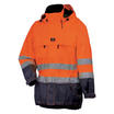 Helly Hansen Ludvika Parka Orange/Navy - 71377-265