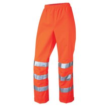 HannaFord Hi-Vis Breathable Ladies Overtrousers ISO 20471 Cl 1 LL02-O