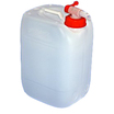 Plastic Water Container c/w Tap 25 Litre