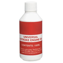 Universal 2-Stroke Engine Oil 100ml