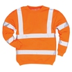 B303 Hi-Vis Sweatshirt - Orange