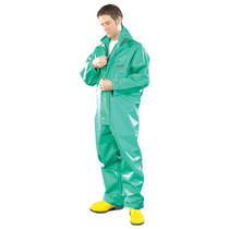 PVC Chemical Coverall