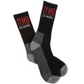Tuf Revolution Heavyweight Socks - Twin Pack