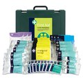 104 Hse Essential 50 Person First Aid Green Box 1001042